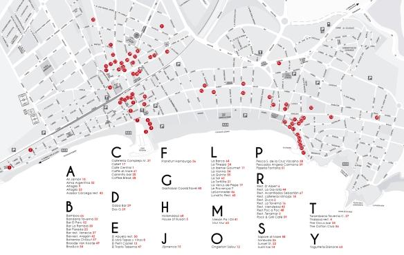 Mapa-Gastrotour-Salou-2016