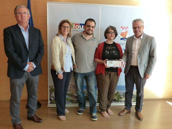 Segundo Premio - Pa i Oli